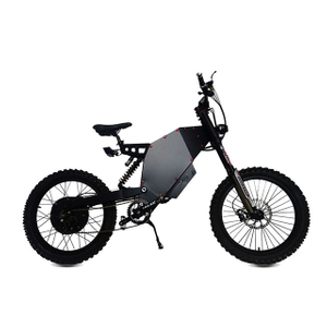 Mario enduro stealth bomber electric bike 72v 3000w off road ebike
