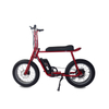 Mario Retro-mini electric mini bike for adults